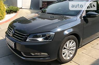 Volkswagen Passat B7 2014 в Тячеве