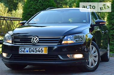 Volkswagen Passat B7   6 GRAND LONG