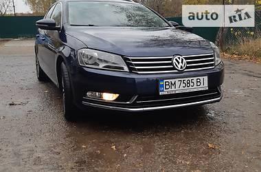 Volkswagen Passat B7 Highline