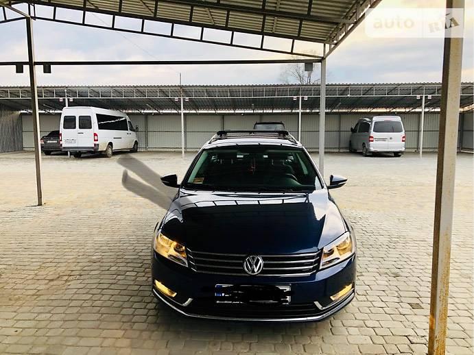 Унiверсал Volkswagen Passat B7 2012 в Костянтинівці