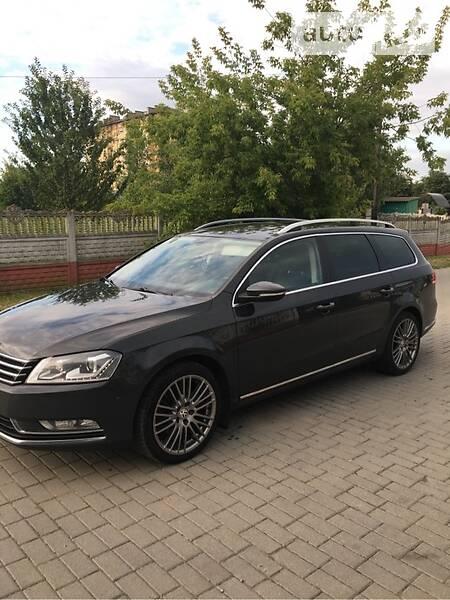 Volkswagen Passat 2011 року в Івано-Франківську