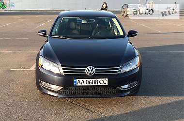 Volkswagen Passat B7 2014 в Киеве