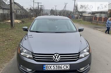 Volkswagen Passat B7 2015 в Шепетовке