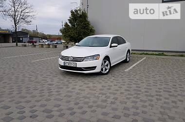 Volkswagen Passat B7 2013 в Ивано-Франковске