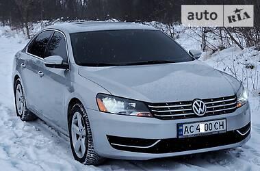 Volkswagen Passat B7 2012 в Нововолынске