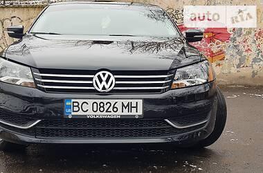 Volkswagen Passat B7 2014 в Городке