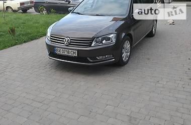 Универсал Volkswagen Passat B7 2012 в Хмельницком