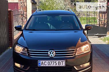 Volkswagen Passat B7 2012 в Любешове