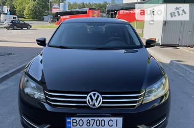 Седан Volkswagen Passat B7 2013 в Тернополі