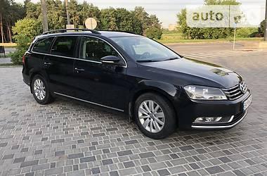 Унiверсал Volkswagen Passat B7 2014 в Кропивницькому