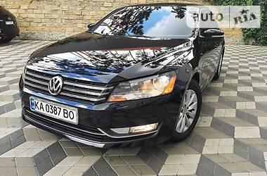 Седан Volkswagen Passat B7 2014 в Ирпене