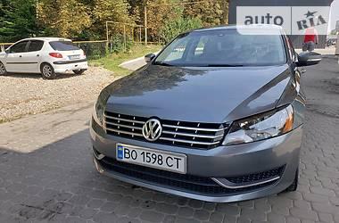 Седан Volkswagen Passat B7 2013 в Тернополе