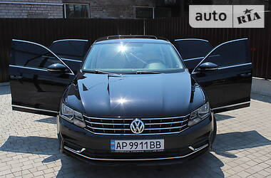 Седан Volkswagen Passat B7 2016 в Запорожье