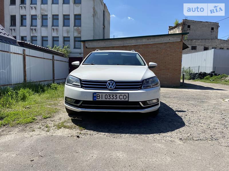 Универсал Volkswagen Passat B7 2013 в Одессе