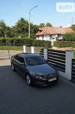 Седан Volkswagen Passat B7 2015 в Кривом Роге