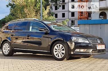 Универсал Volkswagen Passat B7 2012 в Одессе