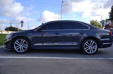Volkswagen Passat B7 Rline 2017