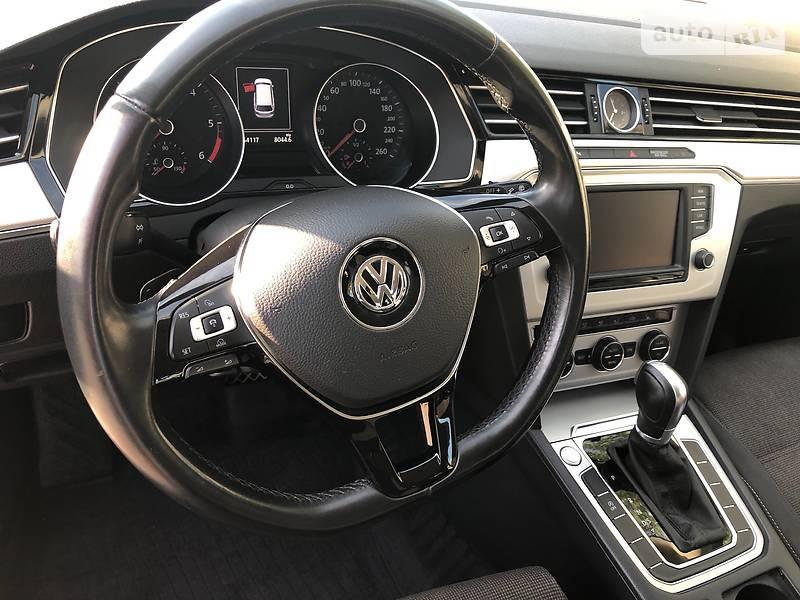 Volkswagen Passat B8 2014 в Ужгороде
