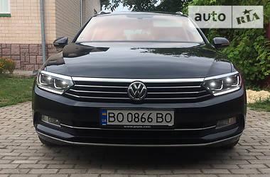Volkswagen Passat B8 2015 в Чорткове