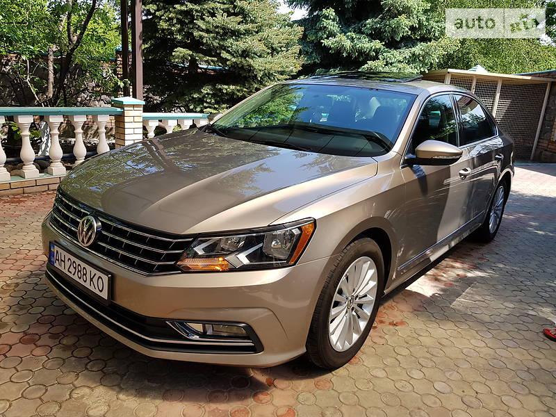 Volkswagen Passat 2015 года в Донецке