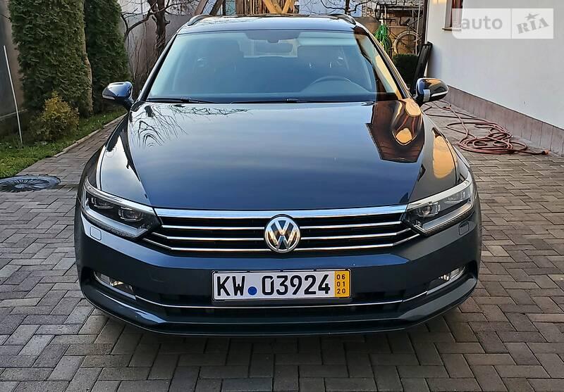 Volkswagen Passat B8 2016 в Ровно