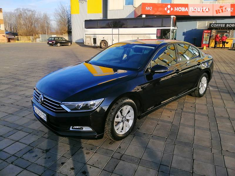 Седан Volkswagen Passat B8 2015 в Вінниці