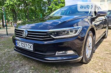 Volkswagen Passat B8 2015 в Луцке