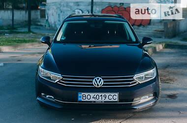 Универсал Volkswagen Passat B8 2016 в Тернополе