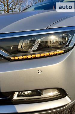 Универсал Volkswagen Passat B8 2014 в Ивано-Франковске