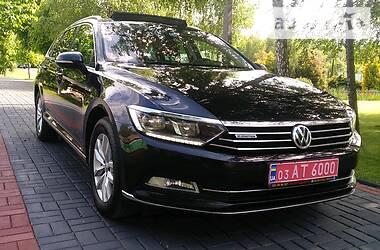 Универсал Volkswagen Passat B8 2016 в Луцке