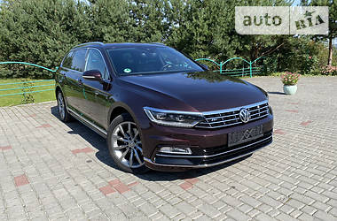 Унiверсал Volkswagen Passat B8 2018 в Луцьку
