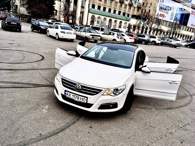 Volkswagen Passat CC 2011 в Харькове