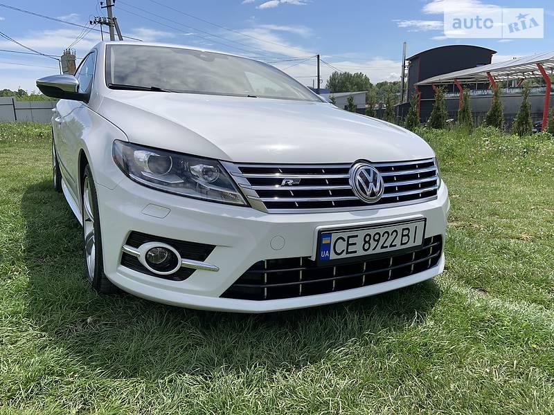 Седан Volkswagen Passat CC 2013 в Черновцах