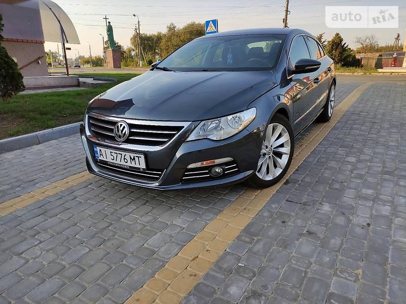 Volkswagen Passat CC Sport life evropa