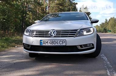Купе Volkswagen Passat CC 2012 в Житомире