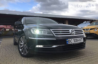 Volkswagen Phaeton 2012 в Львове