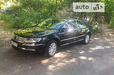 Седан Volkswagen Phaeton 2012 в Києві
