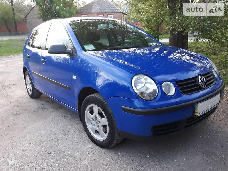Volkswagen Polo 2004 в Харькове