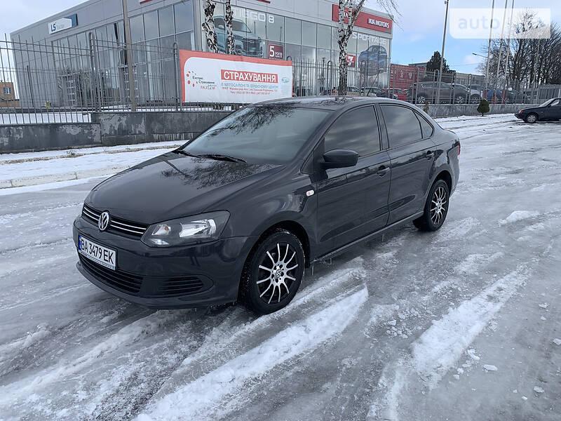 Volkswagen Polo 2011 в Кропивницком