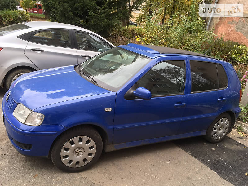 Volkswagen Polo 2001 в Виннице