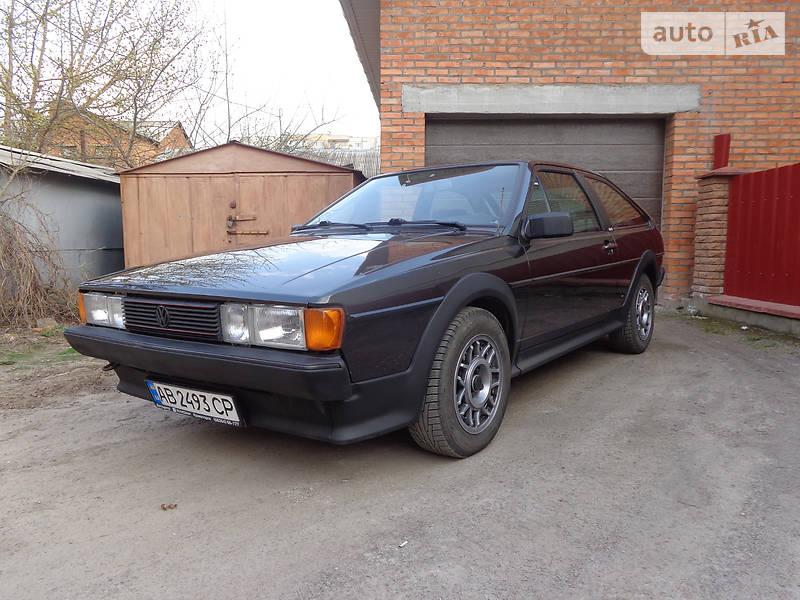 Volkswagen Scirocco 1987 в Вінниці
