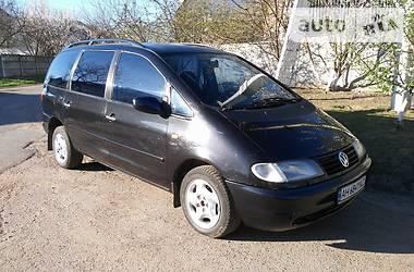 Volkswagen Sharan 1996 в Чернигове