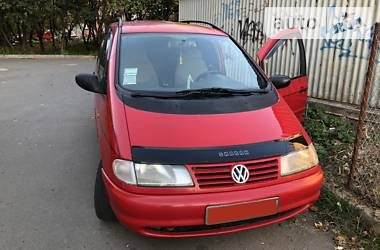 Volkswagen Sharan 1996 в Хмельницком