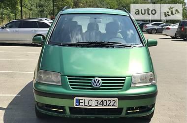Volkswagen Sharan 2002 в Львове