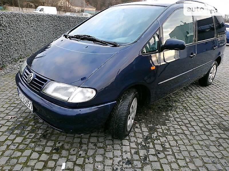 Volkswagen Sharan 1998 в Виноградове