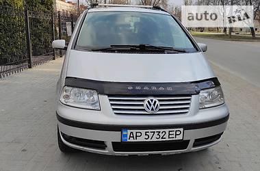 Volkswagen Sharan 2001 в Запорожье