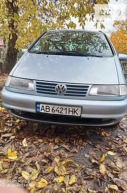 Минивэн Volkswagen Sharan 1998 в Тульчине