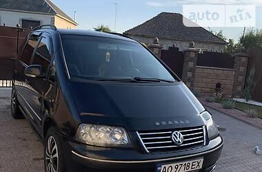 Унiверсал Volkswagen Sharan 2007 в Мукачевому