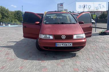Мінівен Volkswagen Sharan 1998 в Хмельницькому
