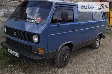 Volkswagen T2 (Transporter) пасс. 1980 в Бориславе